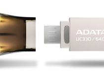 ADATA Releases UC330 Dual USB Flash Drive
