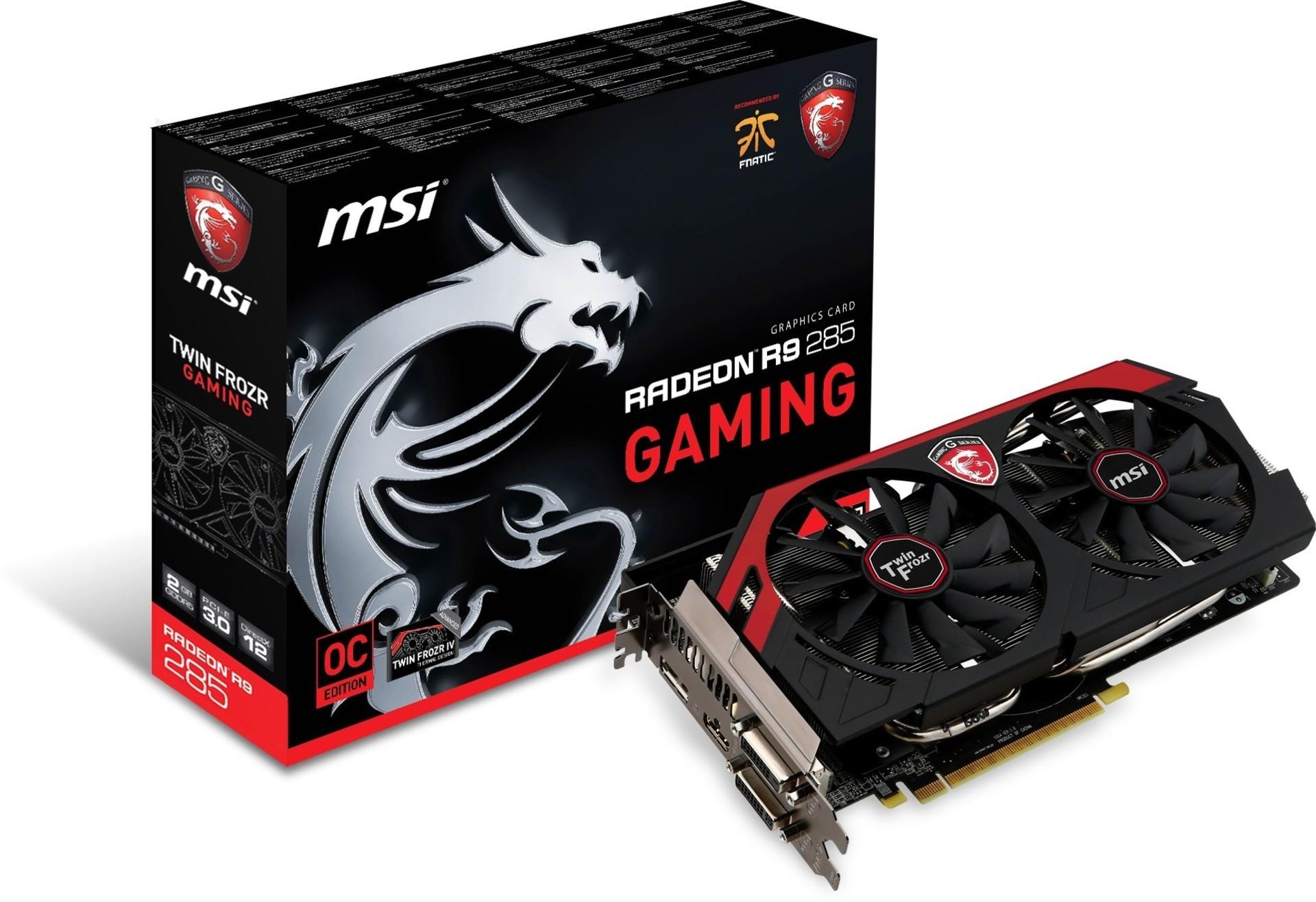 MSI-R9-285-GAMING-2G