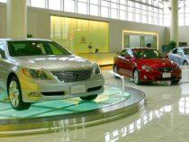 Lexus Automobile Lineup