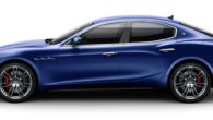 Maserati Ghibli Car