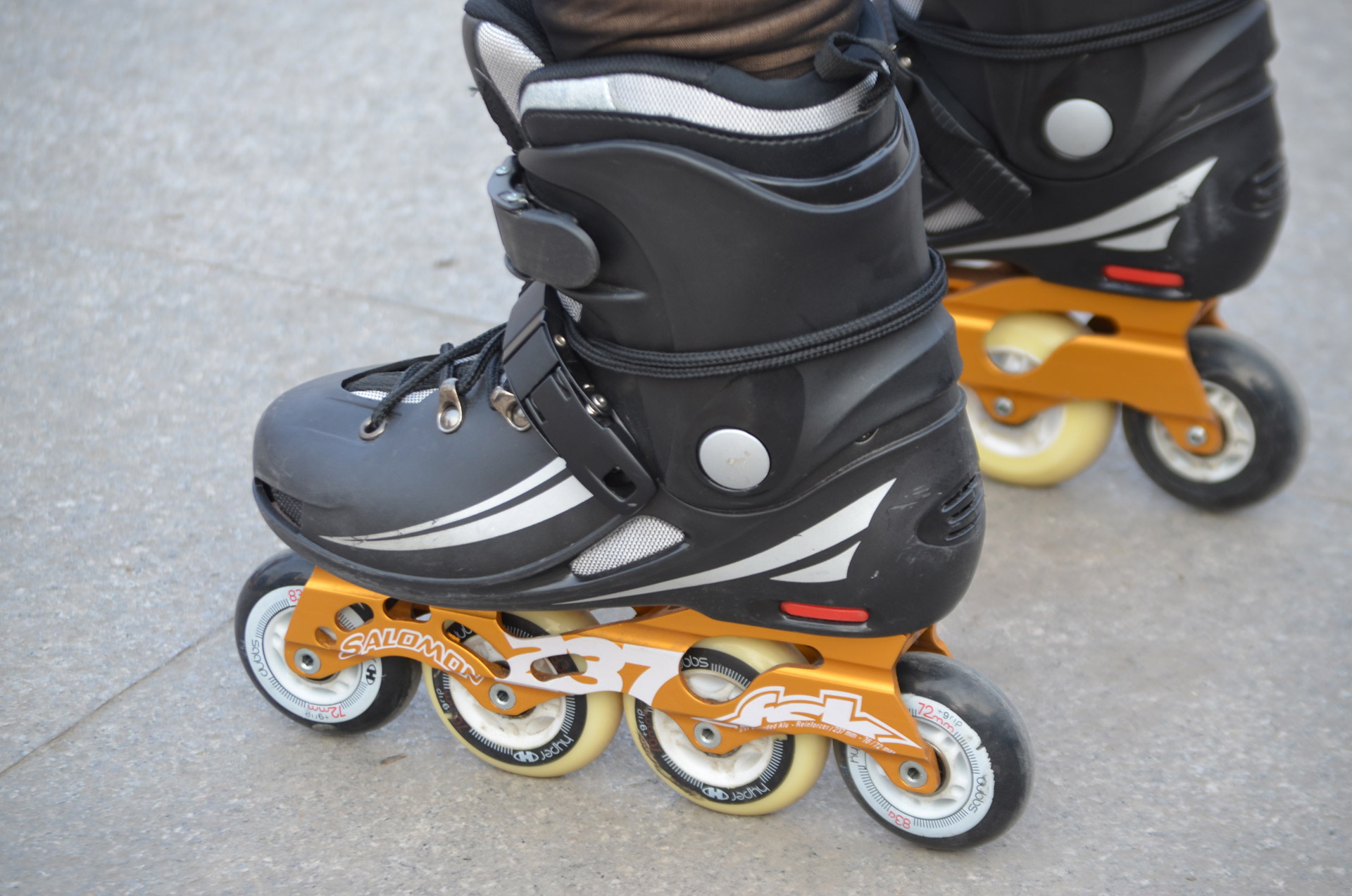 Rollerblades And Toys : Going mobile the coolest tech available techhook