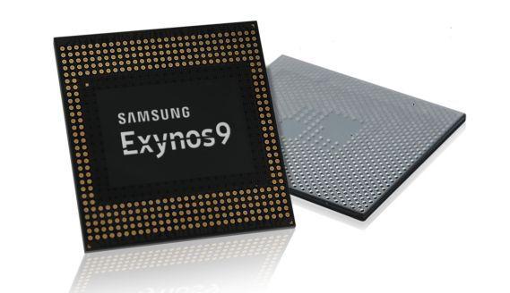 Samsung Exynos 9 8895 Chip