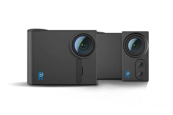 Laibox Cam Modular Action Camera